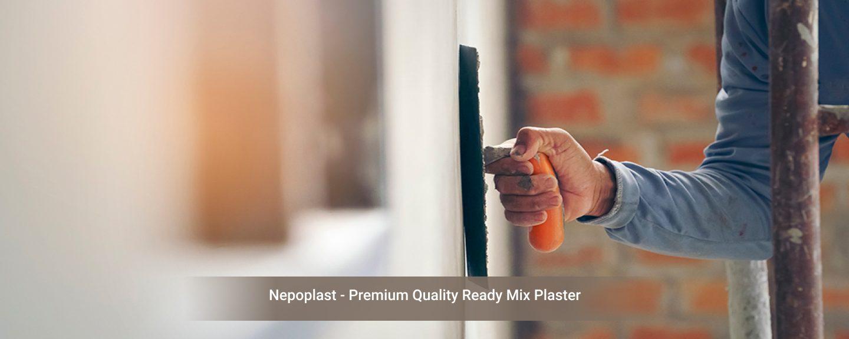 eady Mix Plaster
